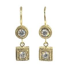 Penny Preville Ladies Diamond Earring E3000G