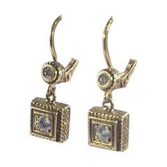 Penny Preville Ladies Diamond Earring E3001G