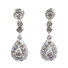 Penny Preville Ladies Diamond Earring E4010W