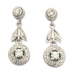 Penny Preville Ladies Diamond Earring E6010W