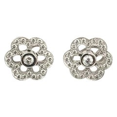 Penny Preville Ladies Diamond Earring E8060G