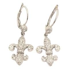 Penny Preville Ladies Diamond Earring E8562W