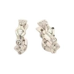 Penny Preville Ladies Diamond Earring ER1179W