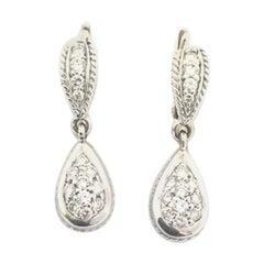 Penny Preville Ladies Diamond Earring ER218302