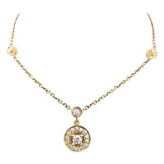Penny Preville Ladies Diamond Necklace N1006G