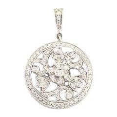 Penny Preville Ladies Diamond Pendent C6094W
