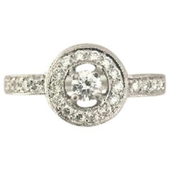 Penny Preville Ladies Diamond Ring R1059W