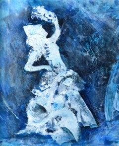 Flamenco. Contemporary Figurative Oil Painting