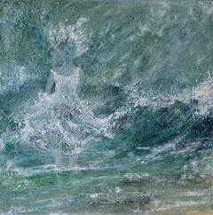 Turbulence: Contemporary Oil Painting