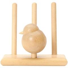 Pensive Bird Desk Accessory