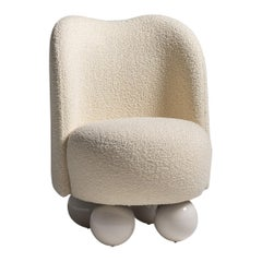 Peonia Armchair, France, Le Berre Vevaud