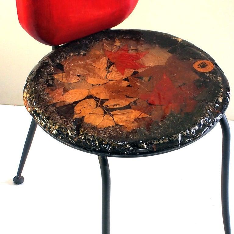 Italian Peperoncino Chair For Sale
