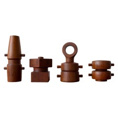 Pepper Mill Collection by Jens H. Quistgaard for Dansk