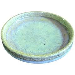Per and Annelise Linnemann-Schmidt for Palshus Danish Glazed Dish Bowl, 1960s