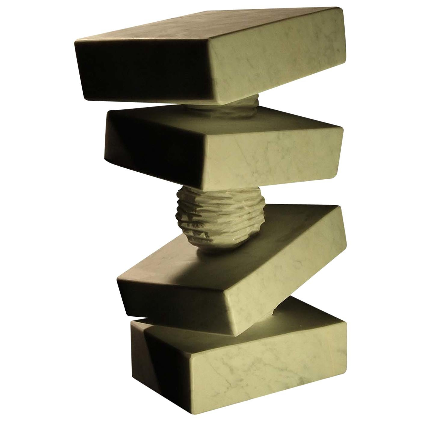 Per Iocum Librari Sculpture