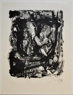 Per Kirkeby, Lithograph, signed 3/20, 1981