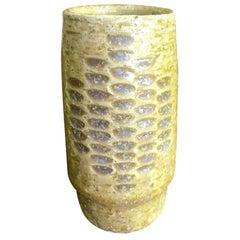 Per Linnemann-Schmidt for Palshus Danish Ceramic Pottery Vase, 1960s