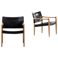 Per-Olof Scotte Easy Chairs Model Premiär by Ikea in Sweden