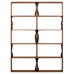 Perbacco 2-Piece Modular Bookcase by Itamar Harari