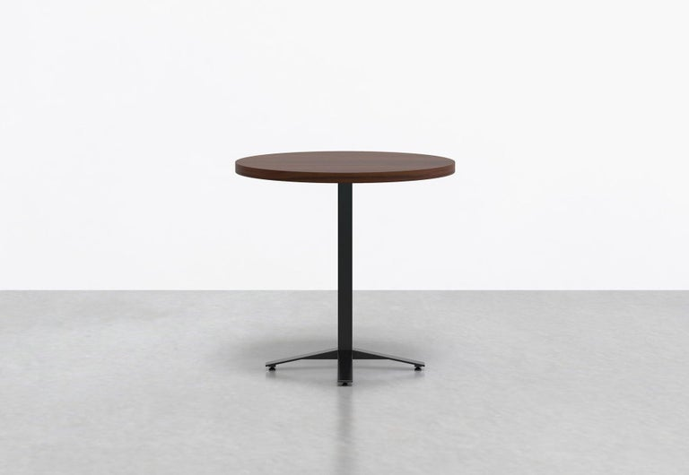 Sleek and sturdy, our perch cafe tables are available with round or square tops, and easily fit into common and dining areas. The perch is designed for high-traffic commercial use, and have been a favourite with many restaurant clients. Its