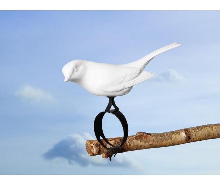 Designer Ted Muehling chose this bird —