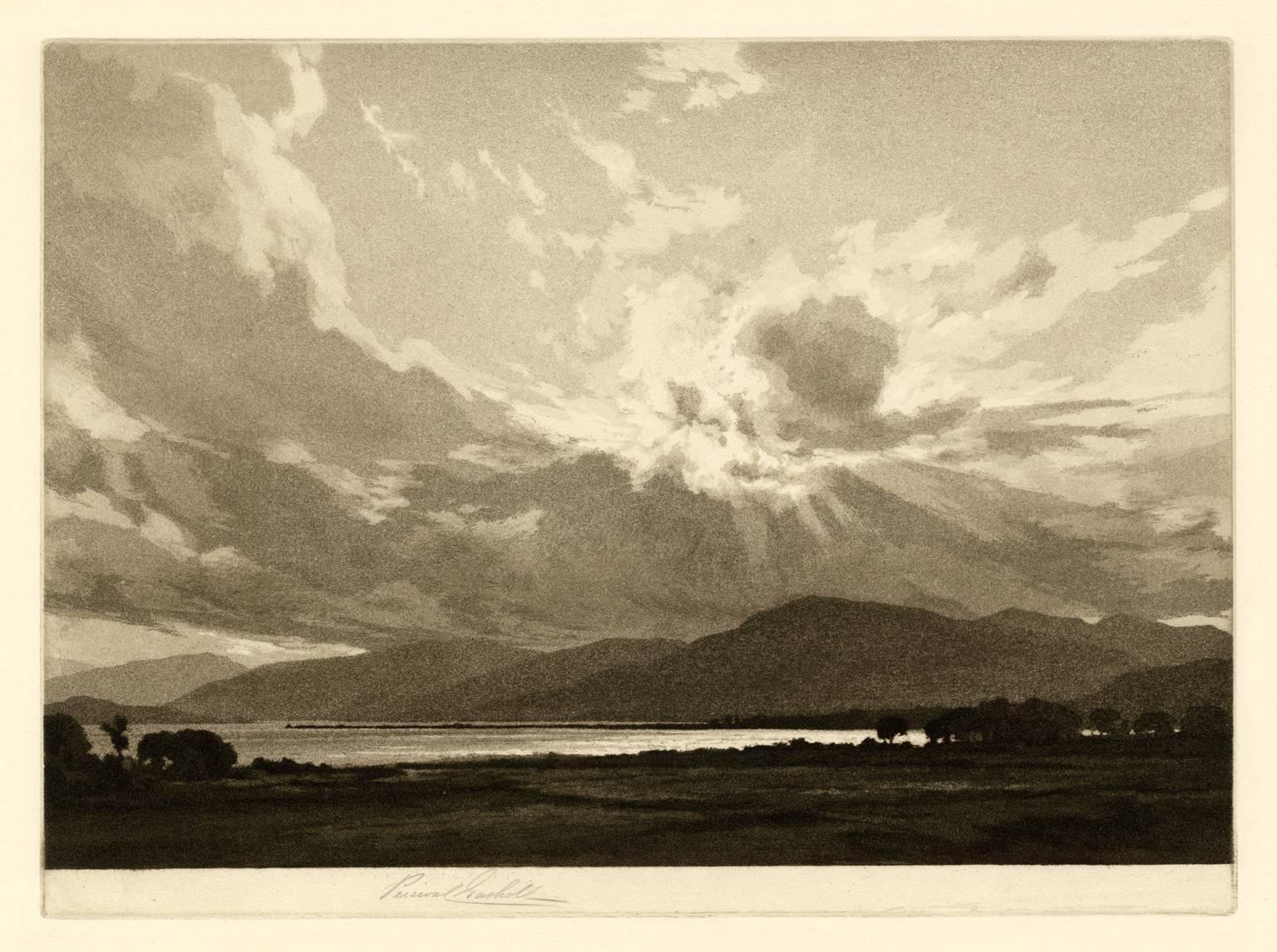 Sunset - Ardgour