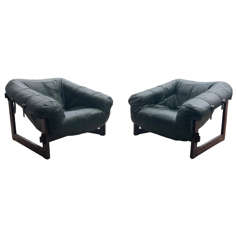 Percival Lafer Armchairs For Sale