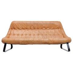 Percival Lafer Earth Lounge Sofa, Brazil, 1970