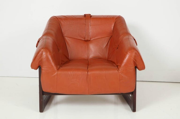 Brazilian Percival Lafer Lounge Chairs For Sale