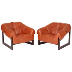Percival Lafer Lounge Chairs