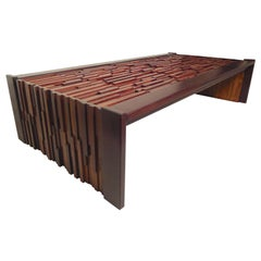 Percival Lafer Mosaic Coffee Table