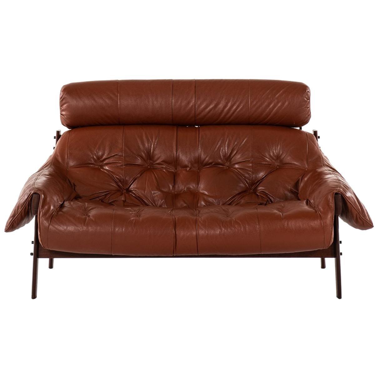 Percival Lafer Sofa Produced by Lafer MP in Brazil