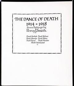 The Dance of Death. 1914-1918