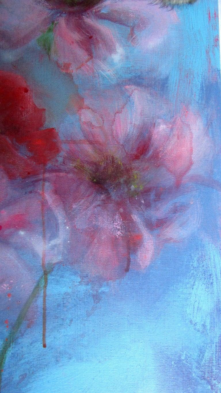 Fleurs et Bestials by Perez Petriarte Painting  1