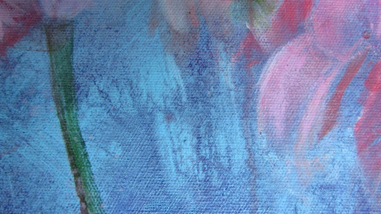 Fleurs et Bestials by Perez Petriarte Painting  3