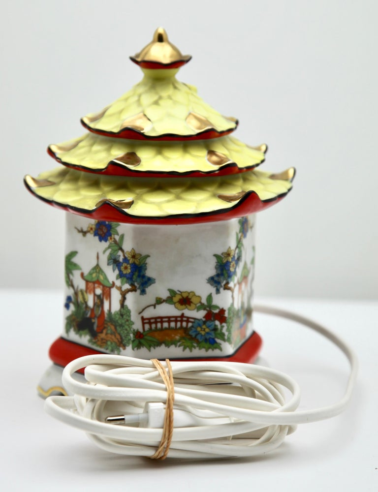 Perfume Lamp / Air Purifier /Carl Scheidig Gräfenthal, Germany, circa 1930s For Sale 1