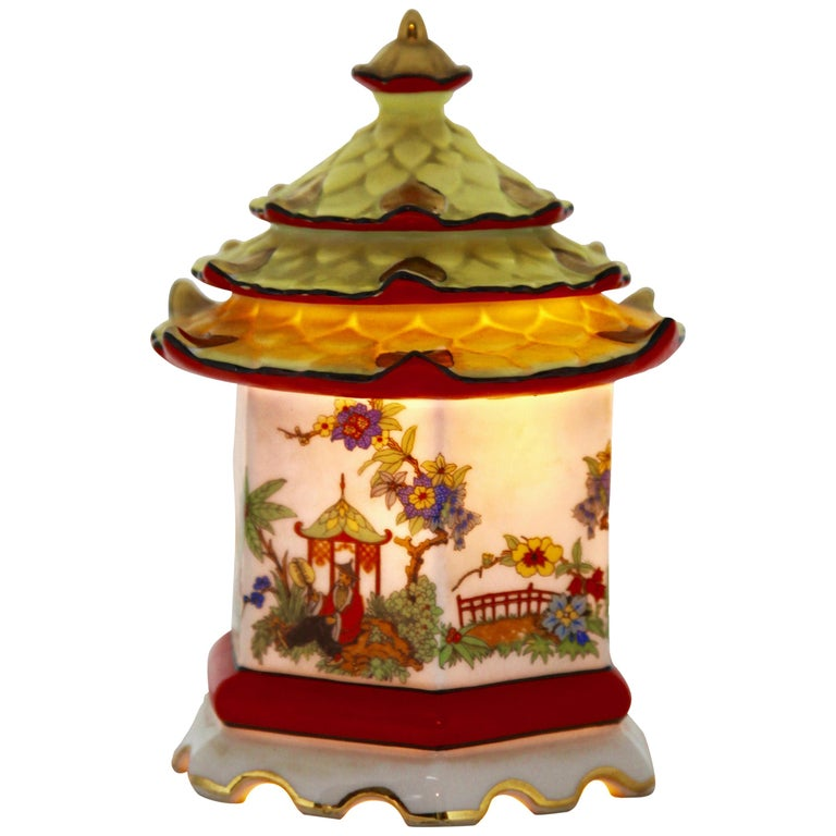 Perfume Lamp / Air Purifier /Carl Scheidig Gräfenthal, Germany, circa 1930s For Sale