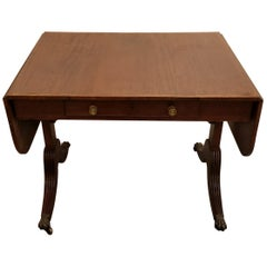 Period English Regency Writing Table