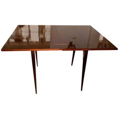 Period French Art Deco Game Table