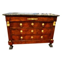 Period French Empire Chest of Drawers