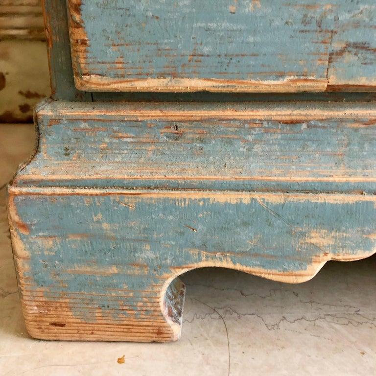 Period Gustavian Swedish Secretaire Cabinet For Sale 6
