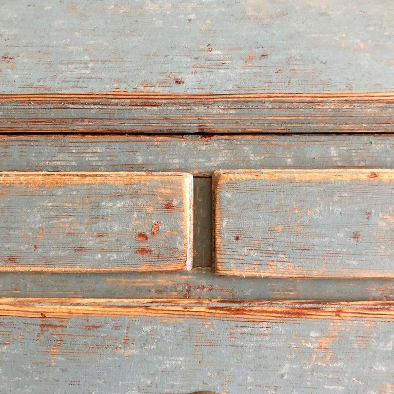 Period Gustavian Swedish Secretaire Cabinet For Sale 2