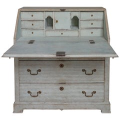 Period Gustavian Writing Desk