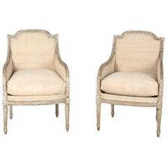 Period Louis XVI Chairs