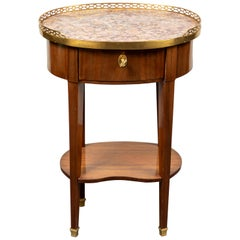 Period, Oval Side Table