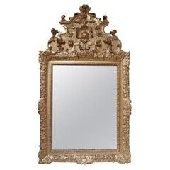 Period Regence Gilt Wood Mirror