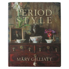 Period Style Hard Cover Book by Mary Gilliatt