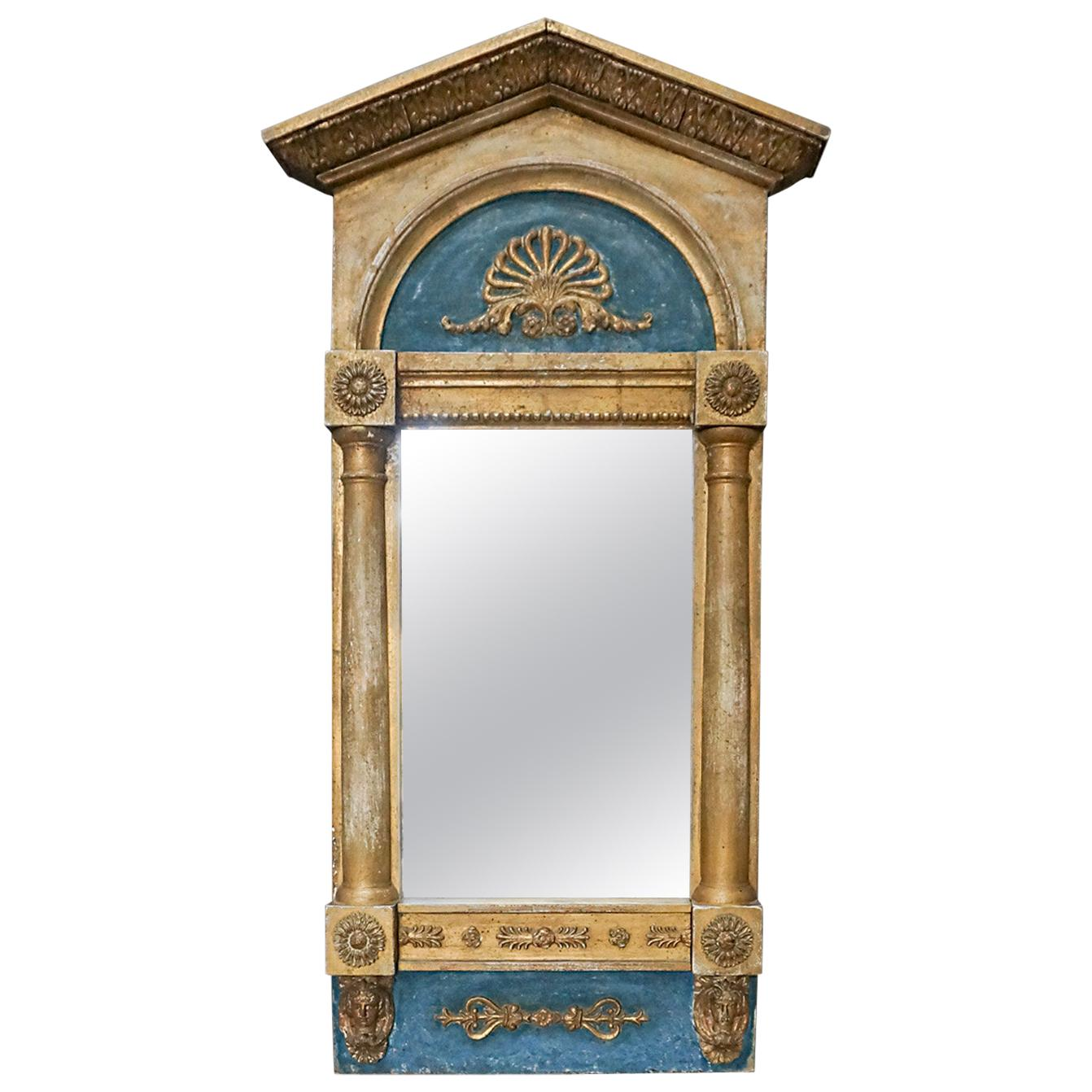 Period Swedish Mirror