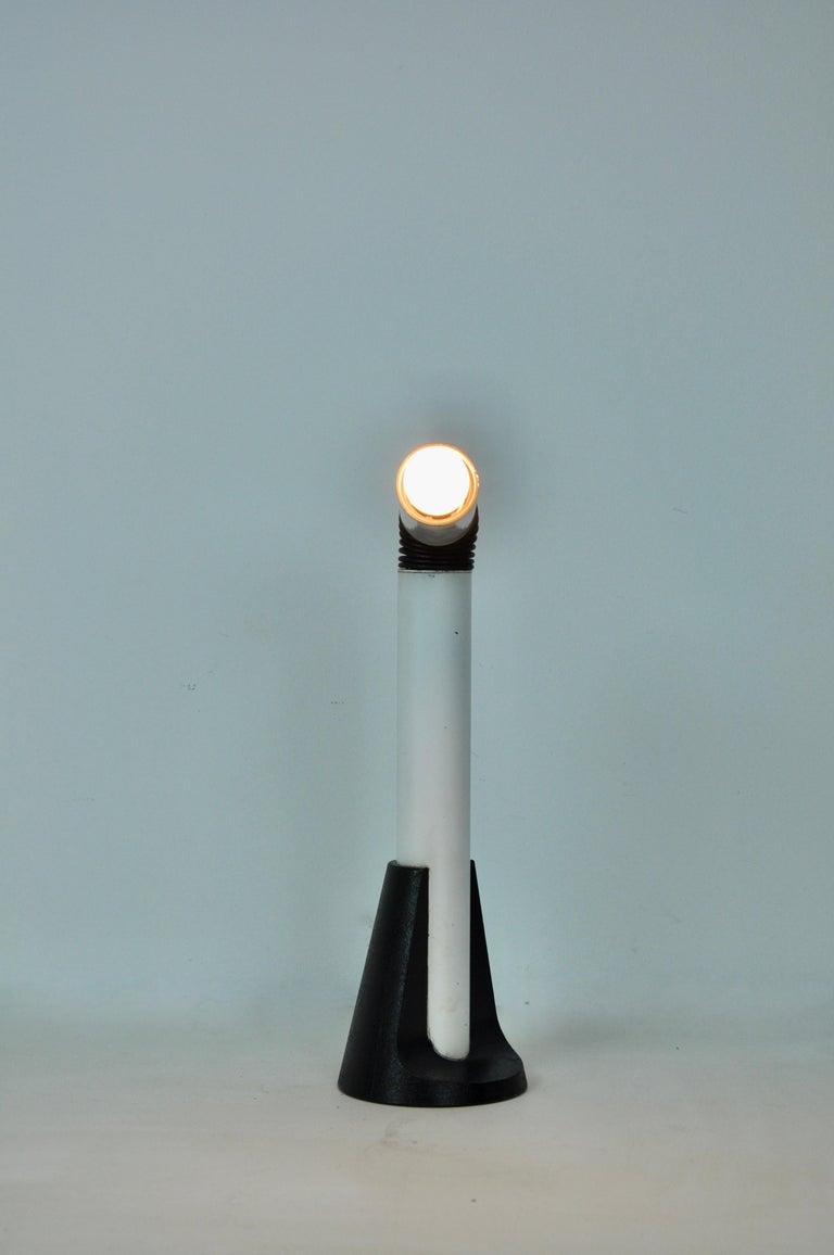 Mid-Century Modern Periscope Table Lamp by Danilo Aroldi for Stilnovo, 1960s For Sale