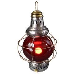 Perko Red Onion Ships Lantern